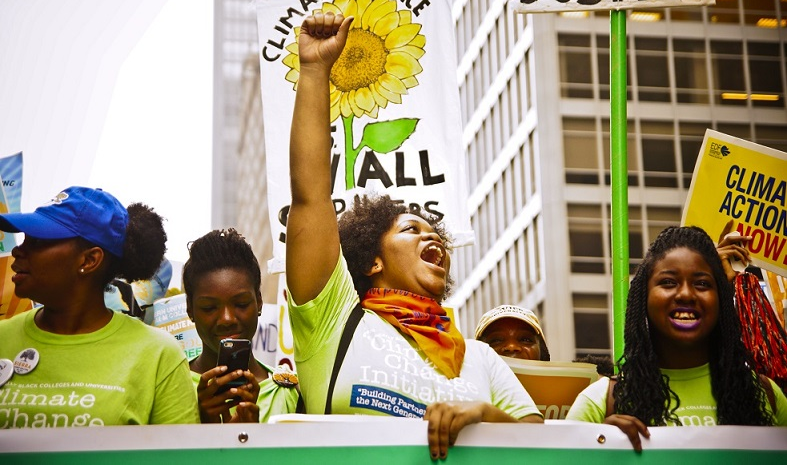 Visions for Change: is climate change a social justice issue?